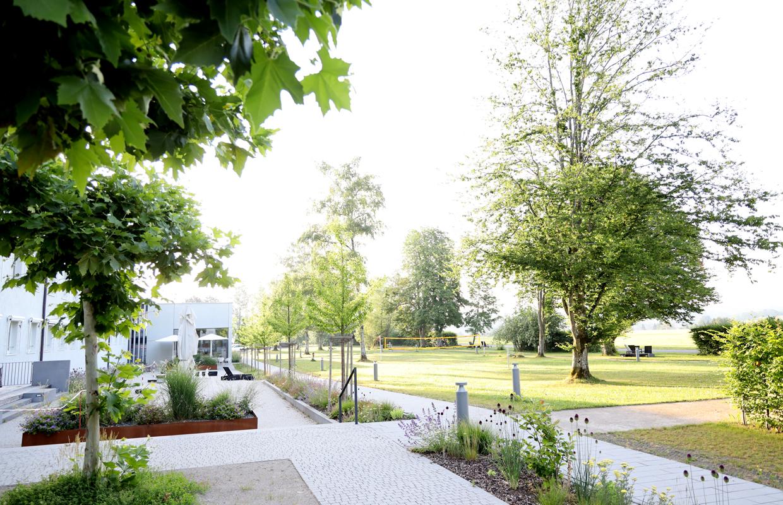 Öffentliche Projekte | Krankenhauspark