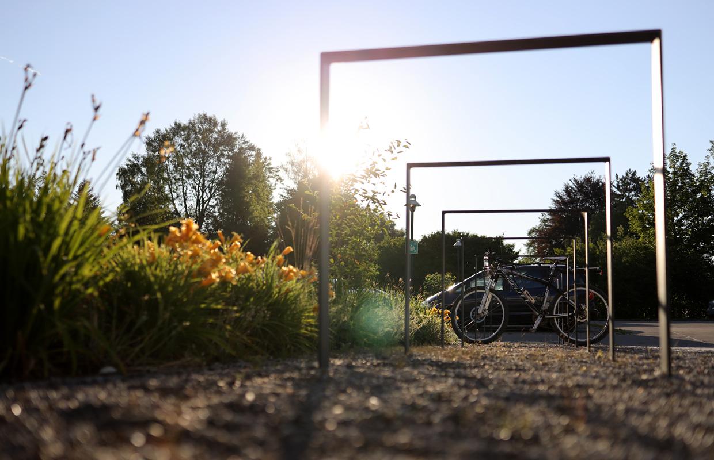 Projekt Gartenbau: Gestaltung Außenanlage Krankenhaus Obergünzburg