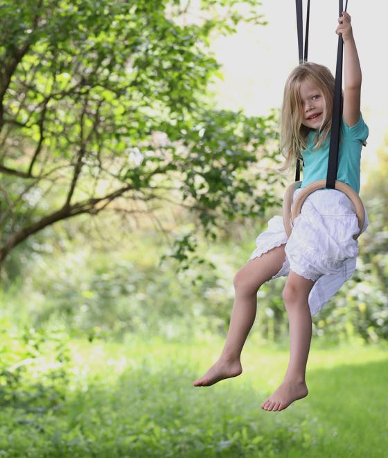 Spiel- und Sportgarten | Gartenwelten | Sportgeräte im Garten